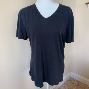 Theory easy fit v neck tee #198